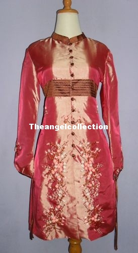Model Baju Sulam Pita Theangelcollection